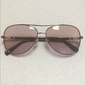 BRAND NEW Rose Pink Coach Sunglasses